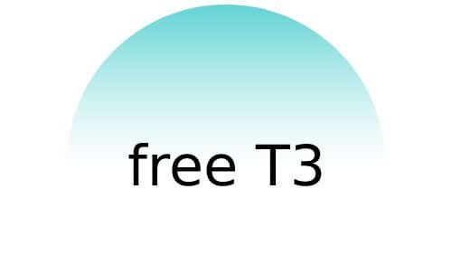 הורמון free T3